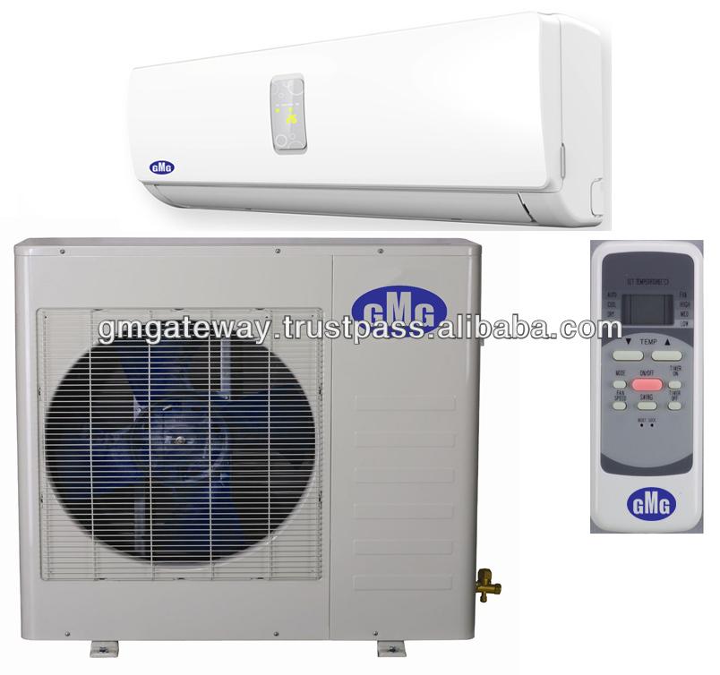 gmg wall split type air conditioner buy split air. Black Bedroom Furniture Sets. Home Design Ideas