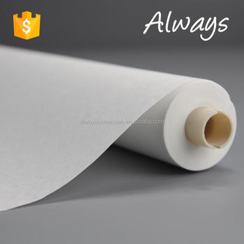 Small roll industrial cleaning nonwovens roll fabric