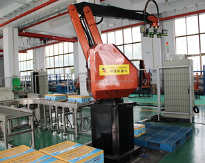 Palletizing robot and palletization technology