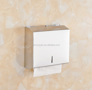 Stainless steel Toilet Tissue paper Dispenser Paper towel dispenser