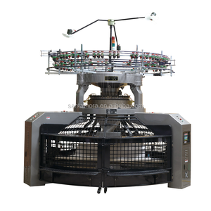 High Speed Double Jersey Open-width Circular Knitting Machine