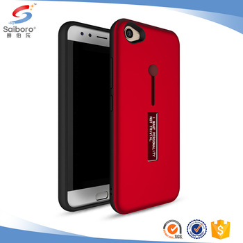 Attractive Appearance Tpu+pc Kickstand Mobile Phone Case Cover For Vivo Y53  V5 V5 Plus - Buy Case Cover For Vivo Y53,Phone Case Cover For Vivo