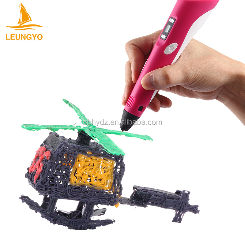 Novelty Stationery 3D Digital Drawing Pen