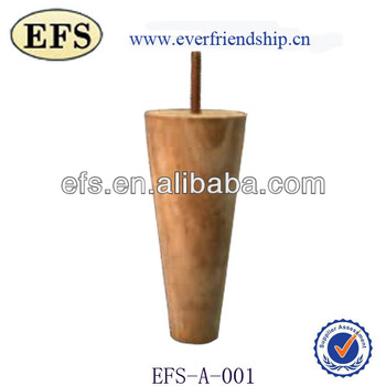 Hot Sale Sample Style Wood Turning Table Leg(EFS A 001)