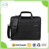 2017 New fashion big capacity waterproof shockproof 17 inch laptop shoulder bag