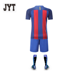 9f80a86b5 custom colorful china guangzhou cheap football teams t shirts wholesale  sublimated blank soccer jersey