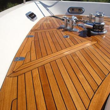 Factory Price Luxury Marine Yacht Teak Wood Decking Price For Boat