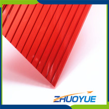 Skylight material opaque multiwall polycarbonate solar panel