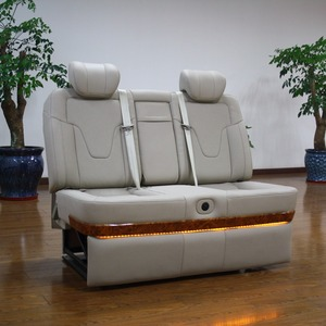Electric Adjustable VIP Leather Luxury Car Passenger Seats