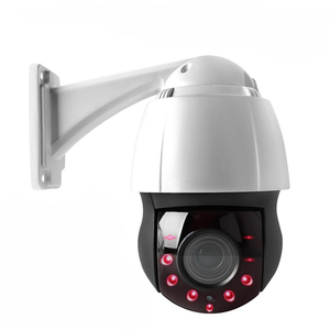 H.265 Mini 5MP Speed Dome Laser Intelligent H.264 PTZ Camera IP 1944P Waterproof 30X 150M Night Vision 360 Degree Camera