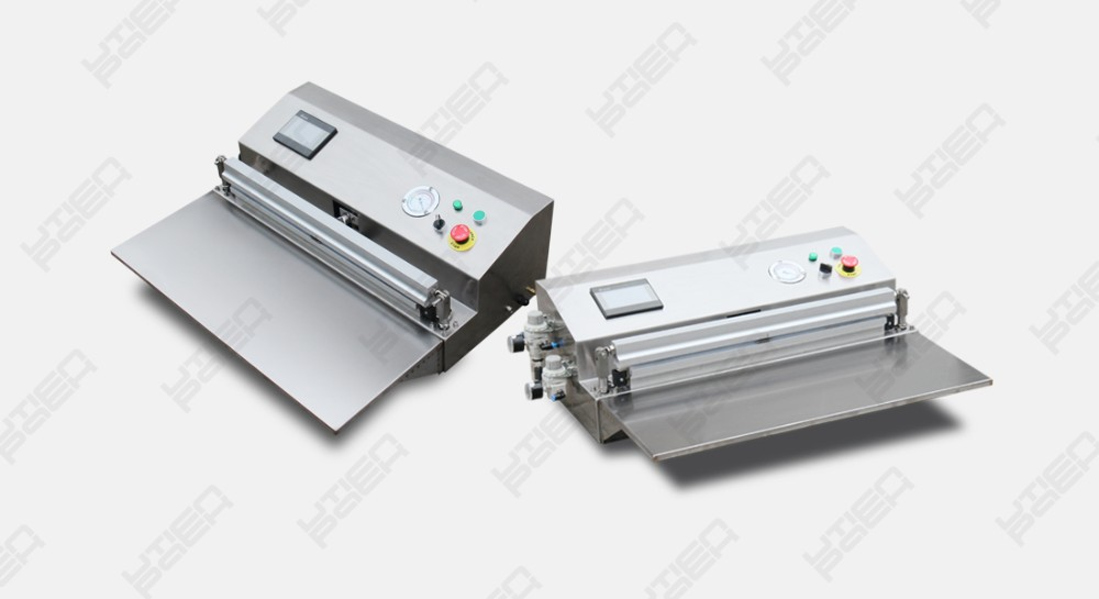 Stainless steel  tabletop vacuum packing sealer machine
