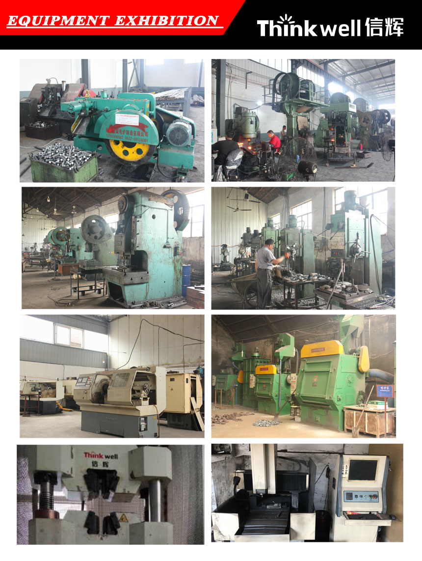 Chinese Factory Custom Stainless Steel Forging