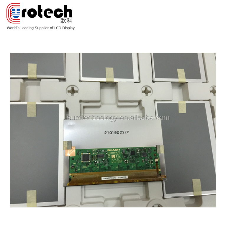 1024*600 LQ050W1LC1B 5.0inch lcd from Eurotech large quantity stock