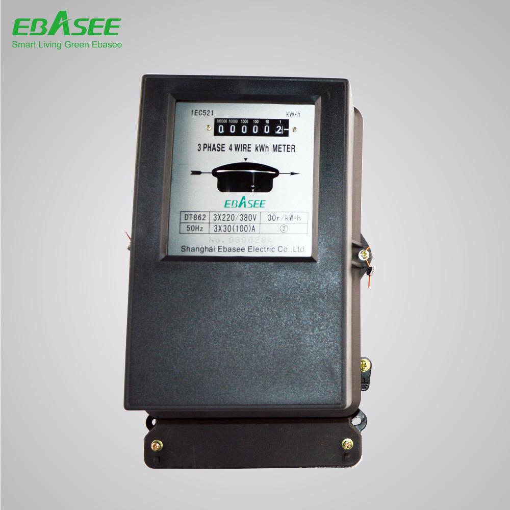 Dd862 Single Phase Kilowatt Hour Meter - Buy Kilowatt Hour Meter ...