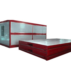 Steel House Movable Shipping Container House Prefab Modular Folding Container House For sale