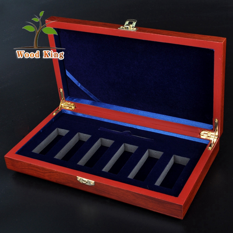 Custom Logo Laser Pointer Manufacturers Wholesale High-Grade Wood Business Wooden Craft Luxury Gift Box