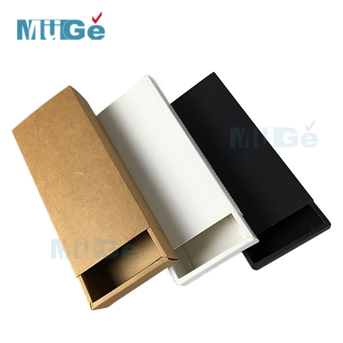 Factory high quality custom paper tie box