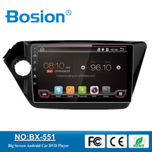 Bosion HD Da 10.1 Pollici Full Touch Screen Doppio din Android Car DVD Player per K3 Sistema <span class=keywords><strong>Audio</strong></span> Bluetooth 3G
