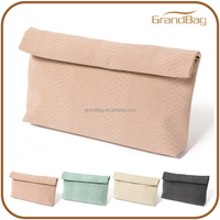 new arrival python embossed leather clutch bag women clutch bags PU leather custom ladies evening clutch bag