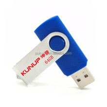 2GB/4GB/8GB USB 2.0 plastic & matel /printing LOGO usb flash drive for gifts in business promotion