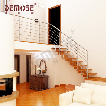 modern house prefabricated wood stairs steel for small spaces rh alibaba com