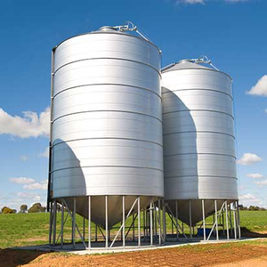 3-20 Ton Sunflower Seeds Chicken Feed Silo for Sale
