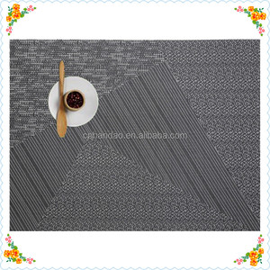 High quality woven pool table mat