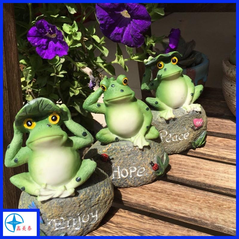 Grossiste grenouille d coration de jardin acheter les for Acheter decoration