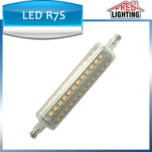 360 Degree 12W led r7s dimmable high lumen led R7S
