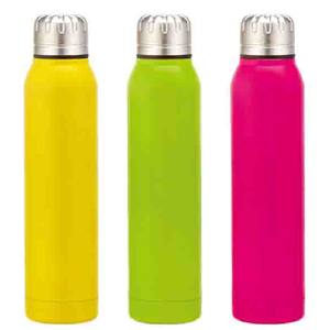 hot sale 500 ml stainless steel leak-proof travel vacuum flask with powder coating