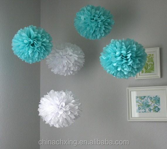 Bowl Filler Dried Mini Paper Flower Balls Mini Flower Balls Decorative Balls
