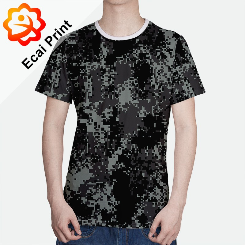 HOT SALE custom made men's t shirt design printing
