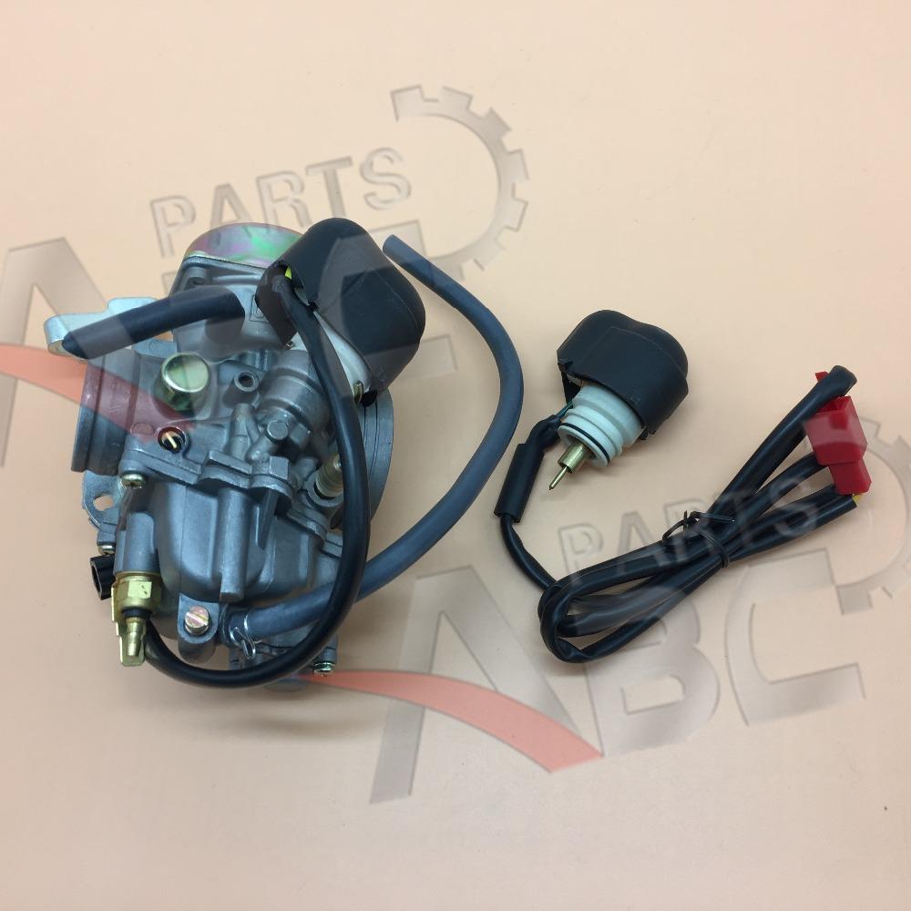 Wholesale Carburetor For ASW Manco Talon LinHai Bighorn 260CC 300CC ATV UTV  OFF Road Carb Atv Performance Shop Atv Performance Shops From Knite07,