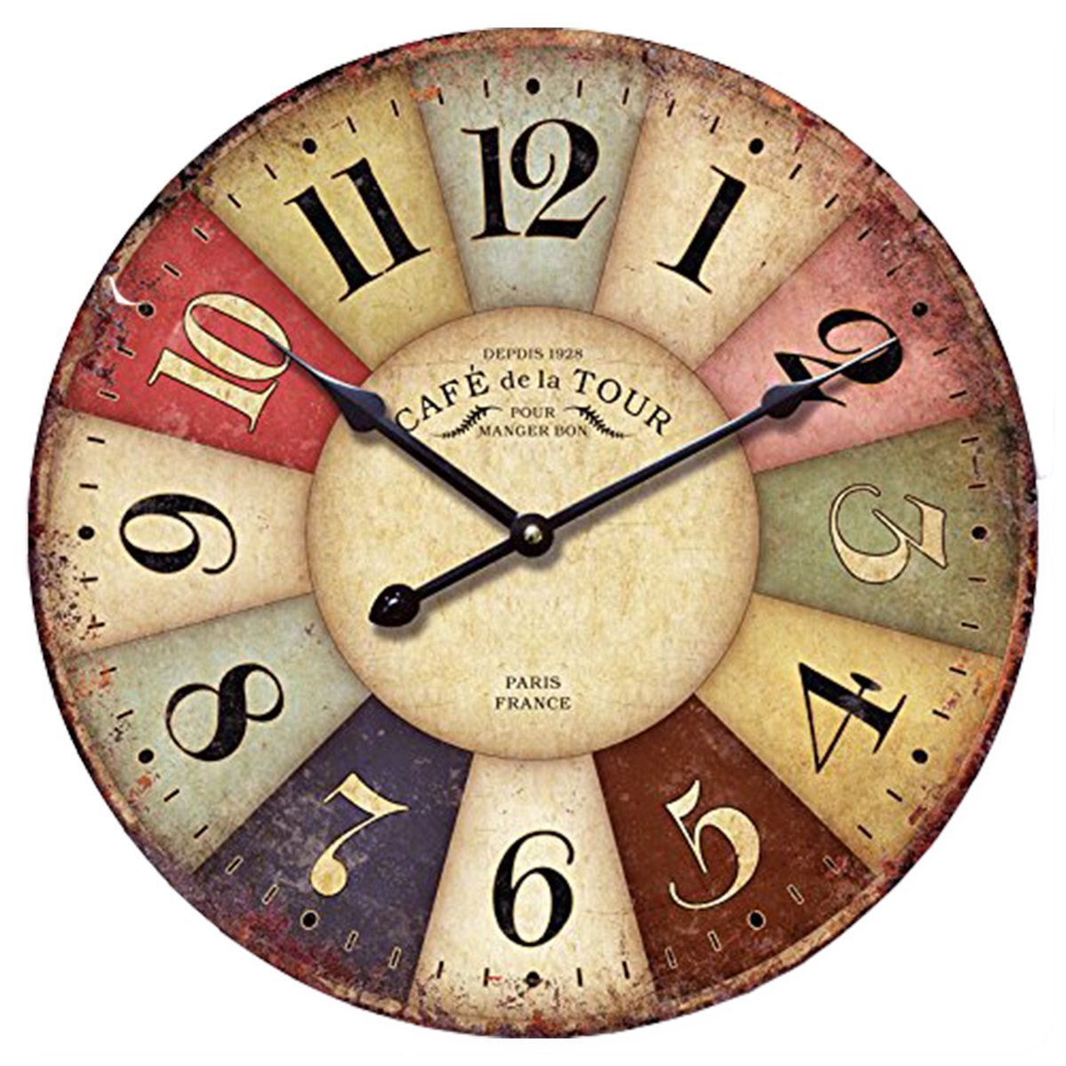 Cheap Wooden Wall Clock India, find Wooden Wall Clock India deals on ...