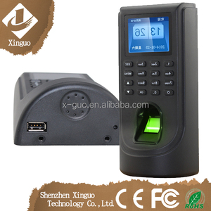Color Screen Attendance System Access Control,RS232,485 TCP/IP Biometric Fingerprint Access control With USB