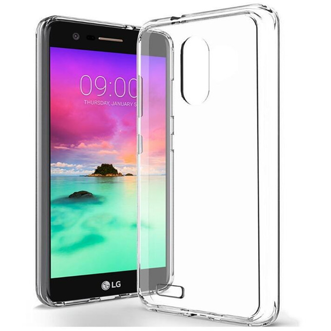 New Hot Selling Shockproof Hybrid Tpu Acrylic Clear Phone Case for Xiaomi Mi cc9/Mi cc9e/Redmi Note 8