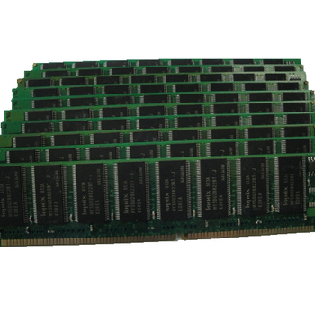 Hot sell desktop ddr RAM memory modules ddr 333mhz 400mhz 1GB 64*8/16IC PC3200