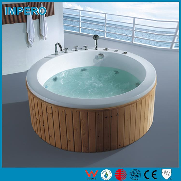 Factory price Spa Equipment apollo massage bathtub