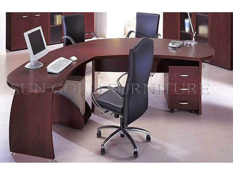 Corner Office Tables Plain Szod002jpg And D