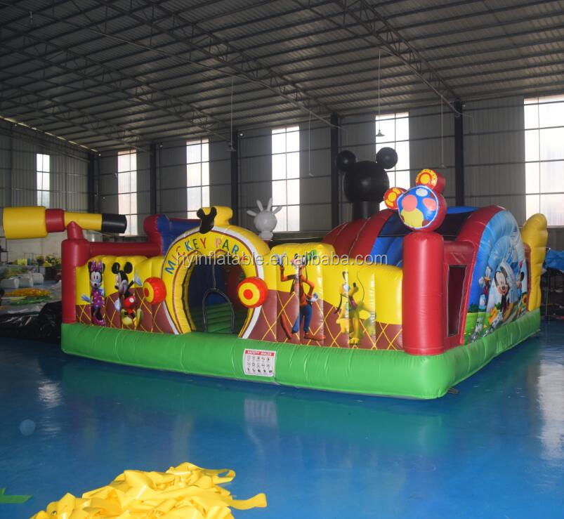 Hot sale inflatable jumping castle,inflatable bounce house for kinds