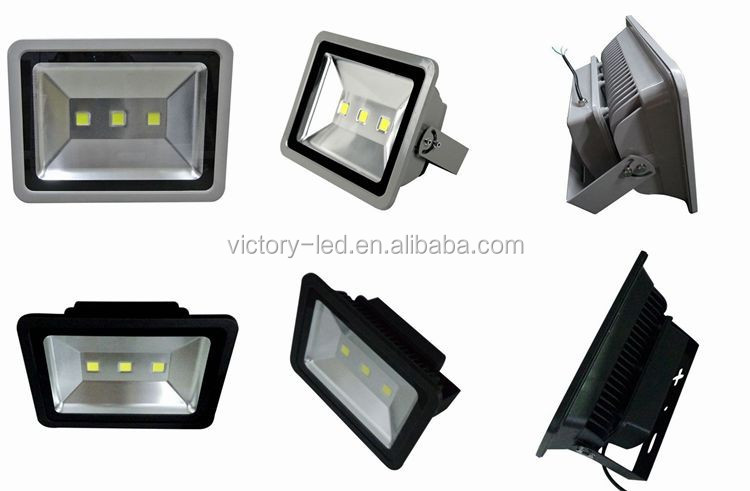 Waterproof 150w 85-265v Outdoor Beach Warm  Cool White Led Flood Light
