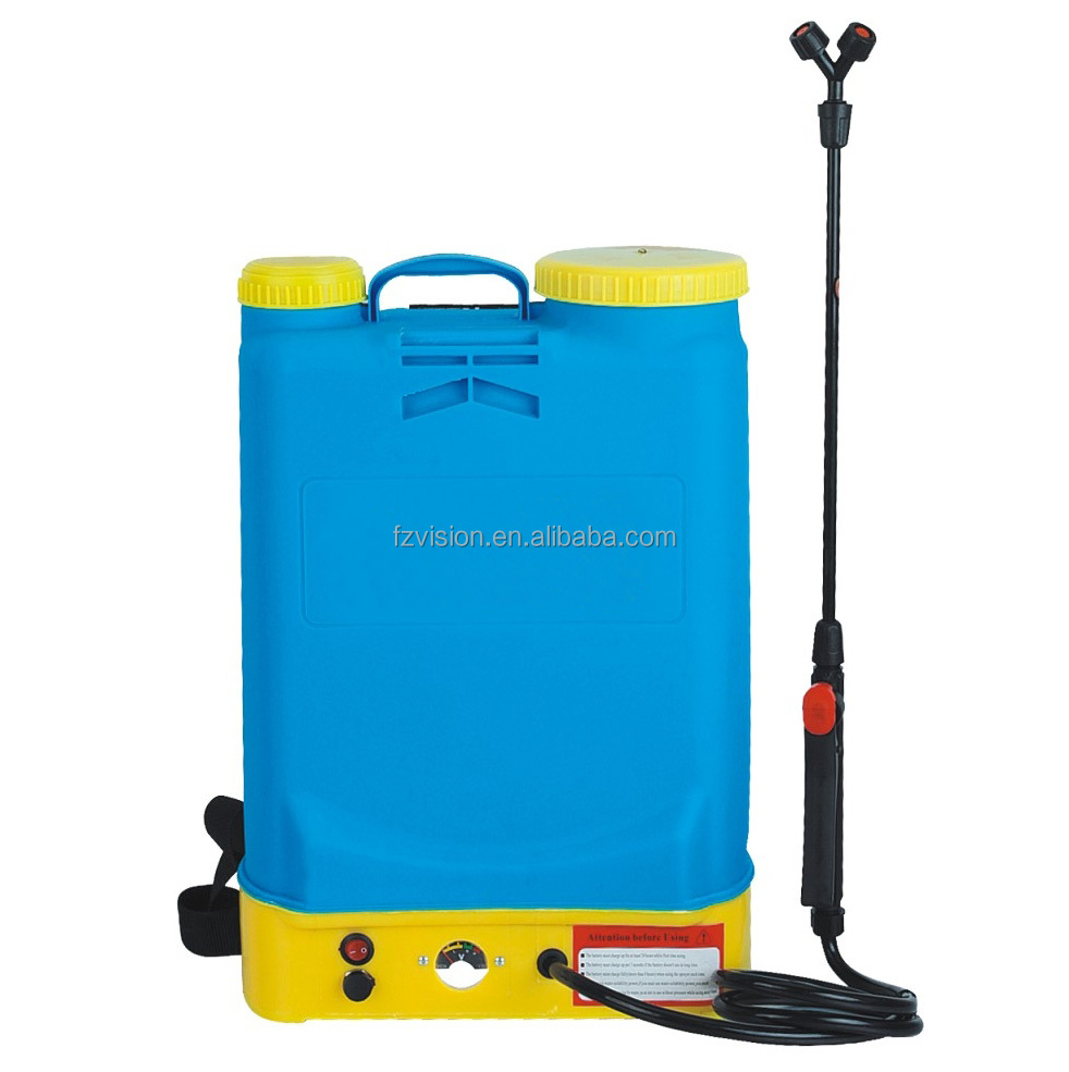 Battery Operated Backpack Sprayer Supplieranufacturers At Alibabacom