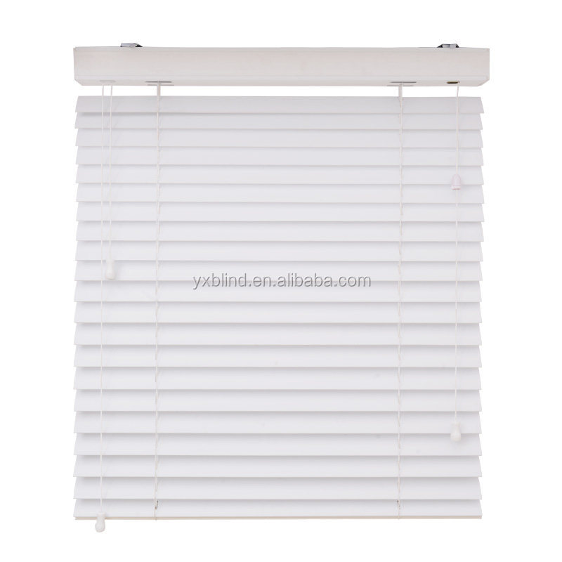 2018 china new product window 3 inch faux wood venetian blind