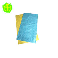 Good quality cheap price 50kg rice flour wheat woven packing polypropylene bags