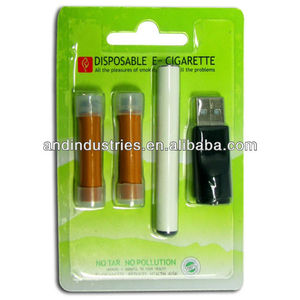 Blister Card Package Disposable E-Cigarette (S801B1-2) Disposable e-cigarette empty