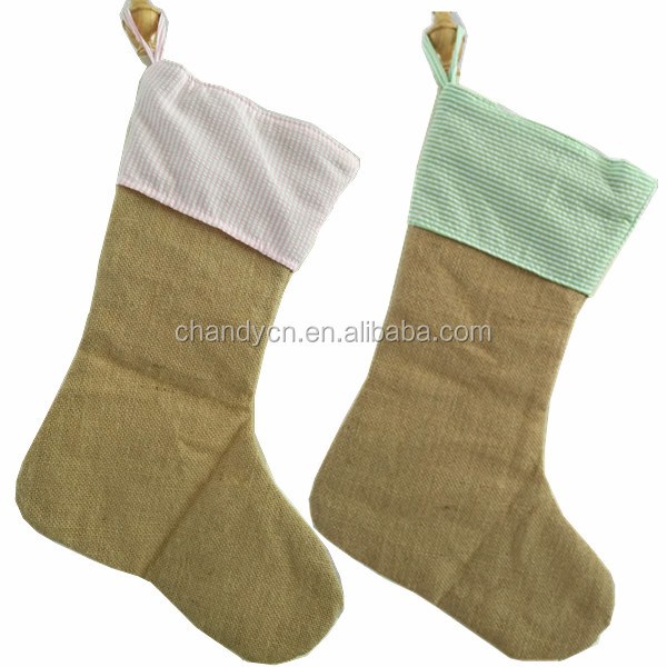 burlap christmas stockings burlap christmas stockings suppliers and at alibabacom