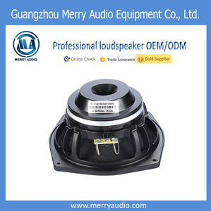 china factory top quality 6.5 inch professional neodymium magnet portable line array mid range sub woofer speaker driver OEM/ODM