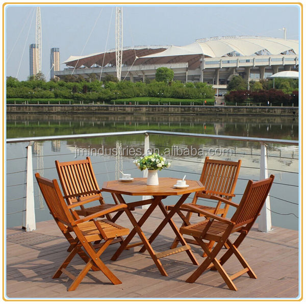 wood dining table and chairs outdoor furniture