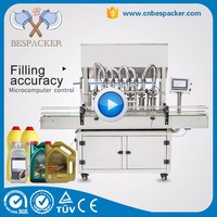 3 in 1 Drinking Purified Water Washing Filling Capping Machine