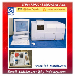 Graphite Furnace/Hydride Generator/Flame Atomic Absorption Spectrophotometer with Computer and Printer